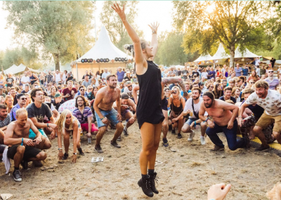 Welcome to the Village festival 18, 19, 20 en 21 juli 2019